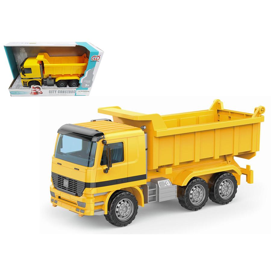 Camião 1:16 City Construction