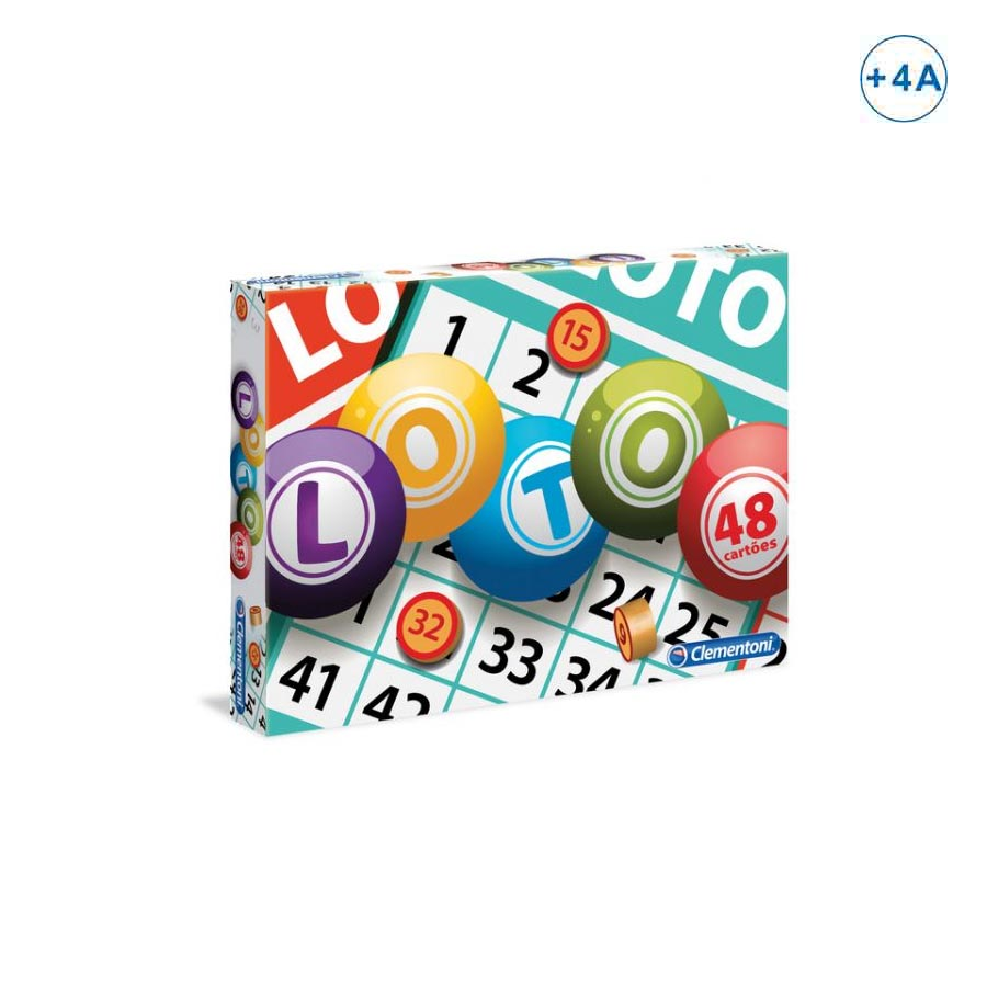Loto 48 Cartões