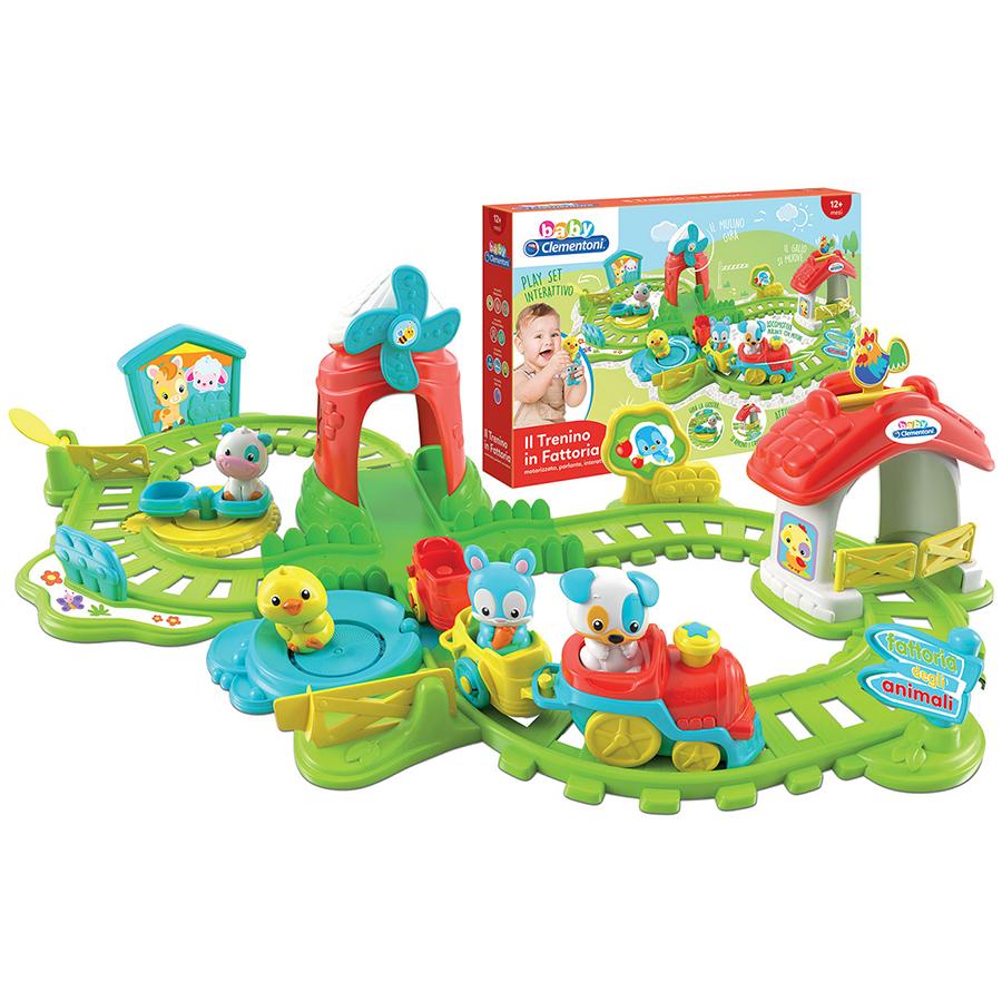 Baby Comboio dos Animais