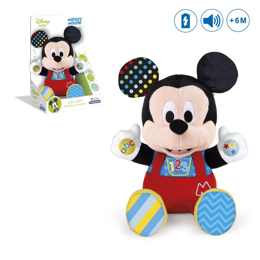 Baby Mickey Miminhos & Aprender