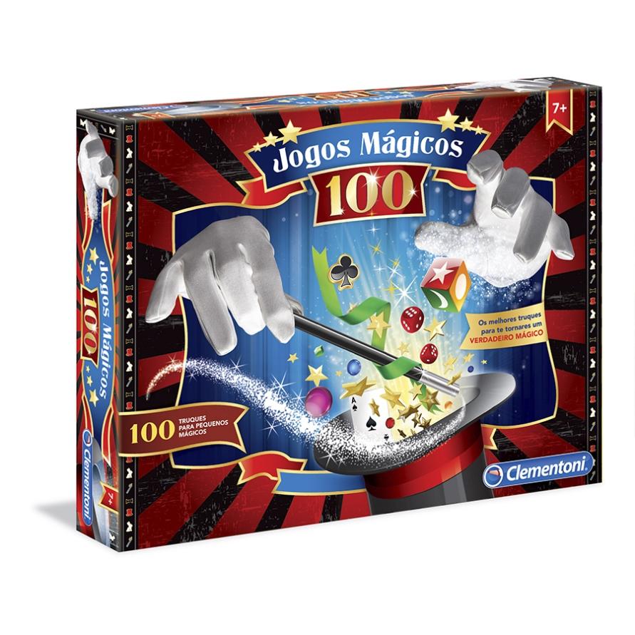 Jogo Magia 100 truques