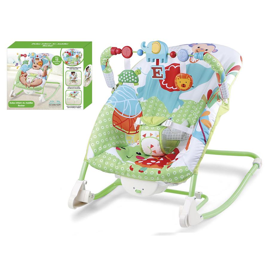Cadeira Conforto Multifunções Verde