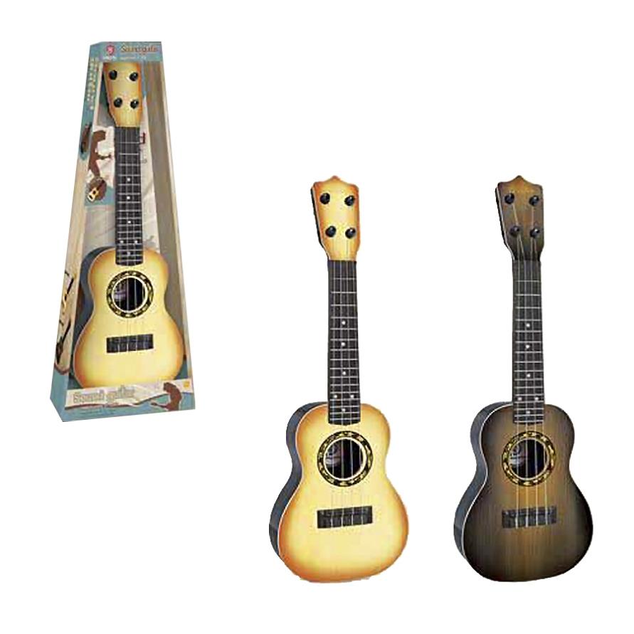 Guitarra de Luxo Média