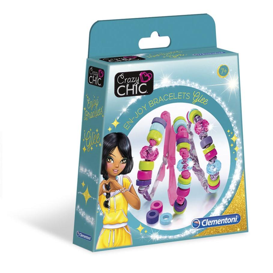 Crazy Chic Kit de Pulseiras Fashion