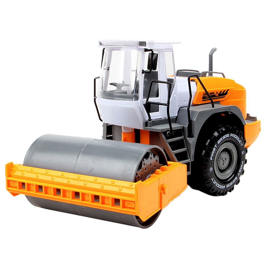 Máquina Rolo 1:10 City Truck