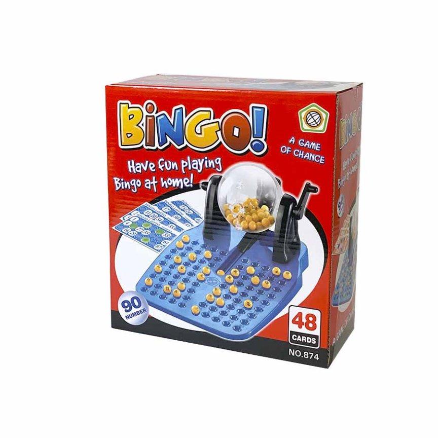 Jogo Bingo 48 Cartões (88.44271)