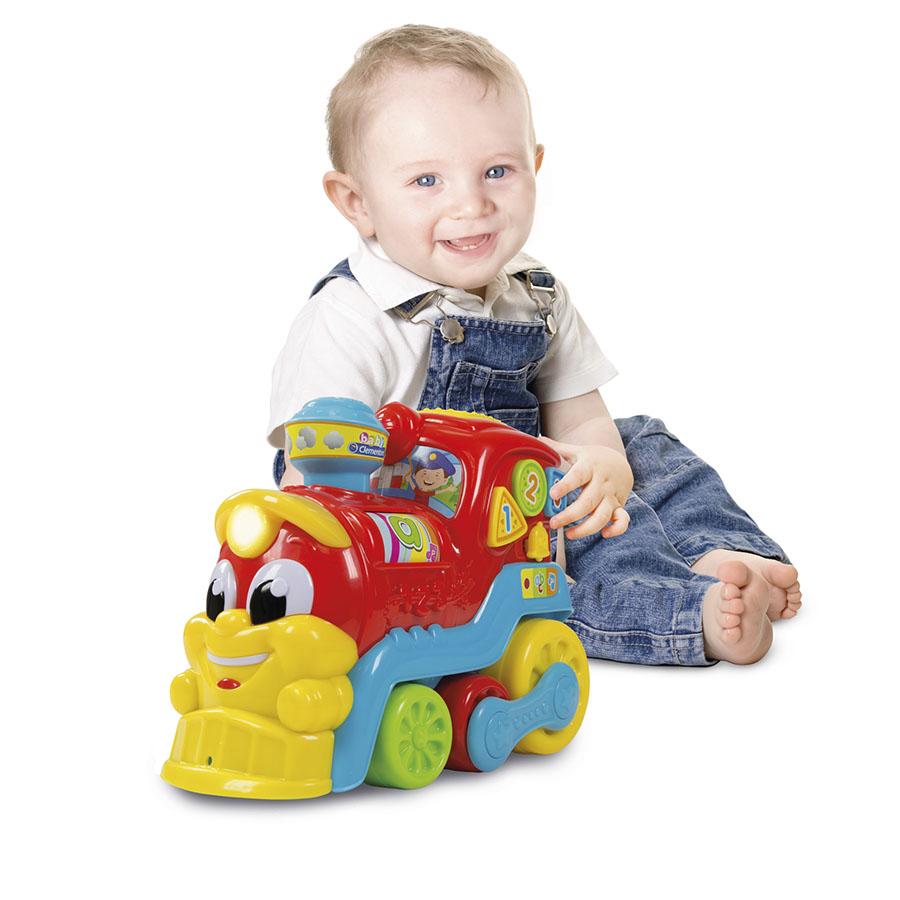 Baby Comboio 123