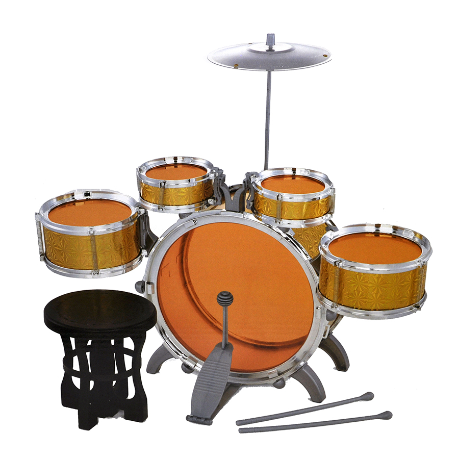 Bateria Média Drum Jazz
