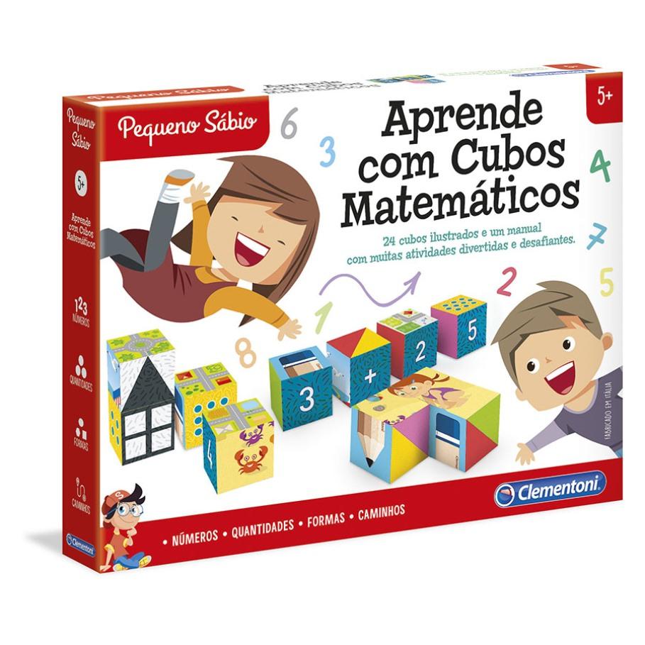 Aprende com os Cubos Matemáticos