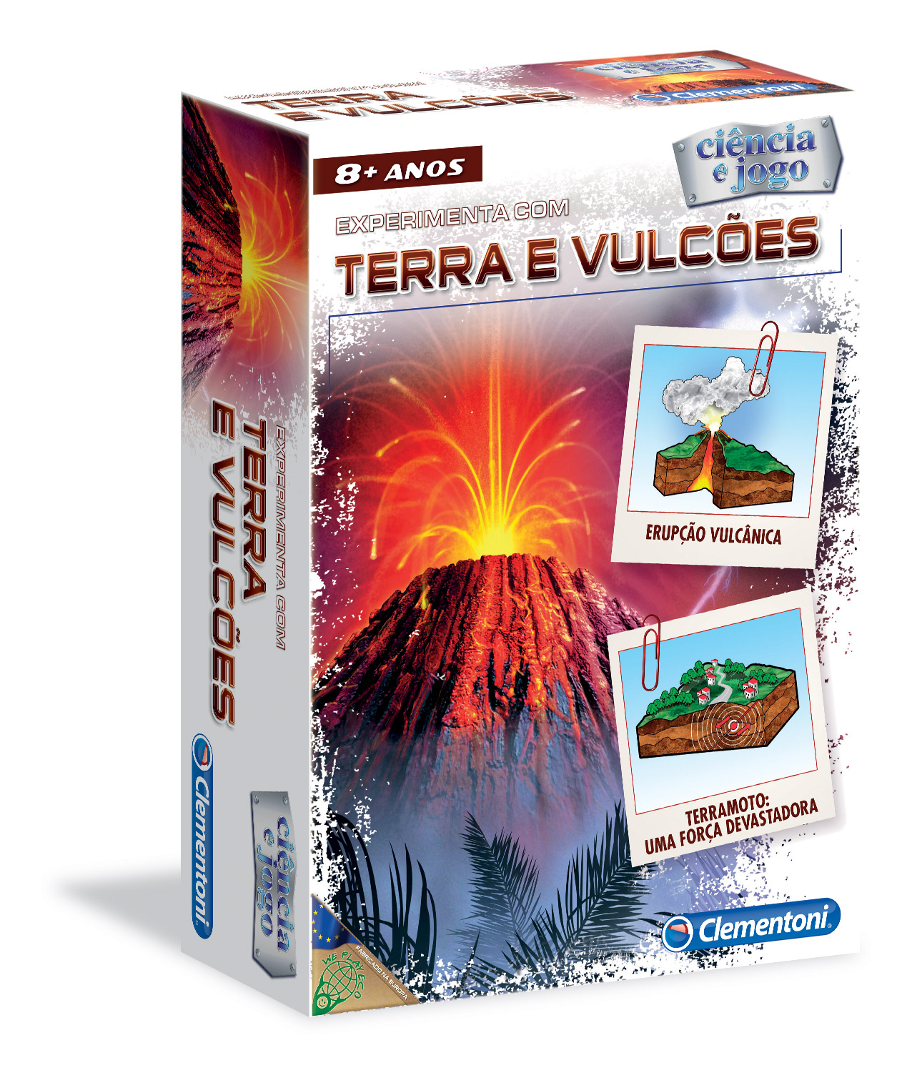Terra e Vulcões