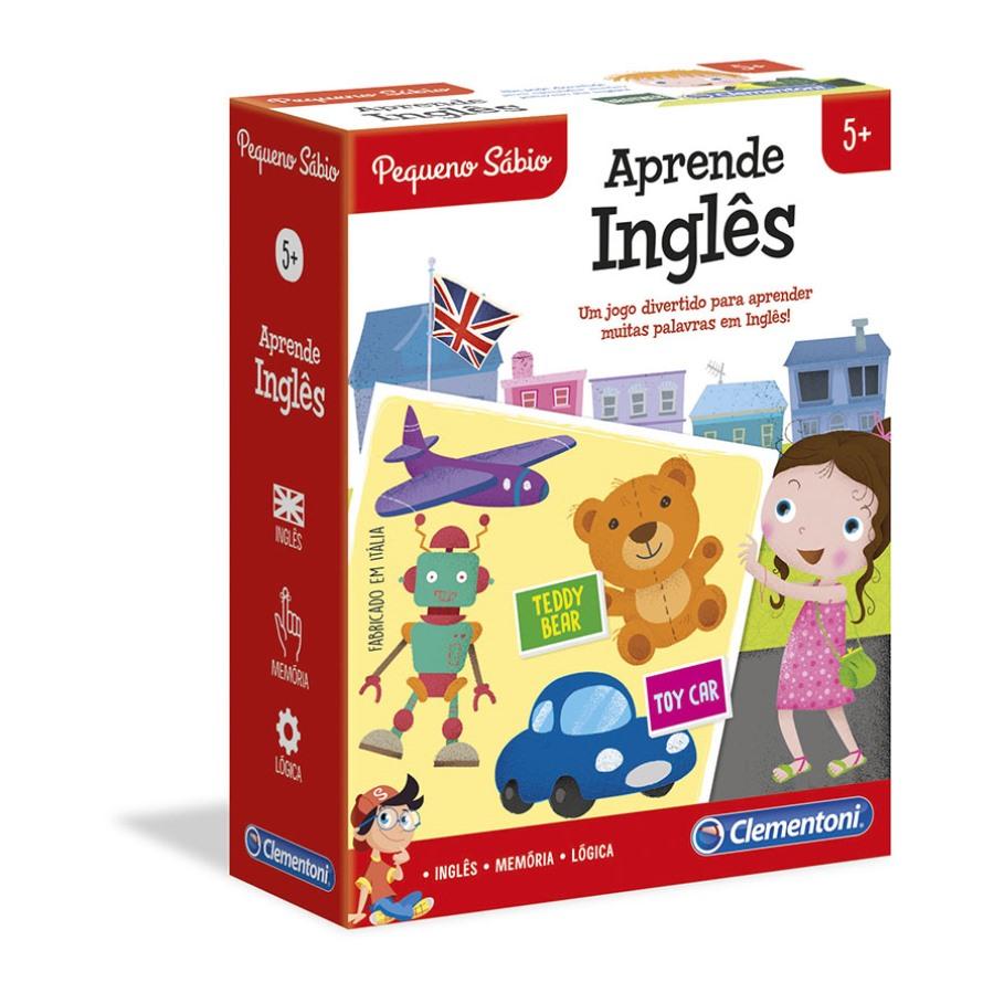 Aprende Inglês
