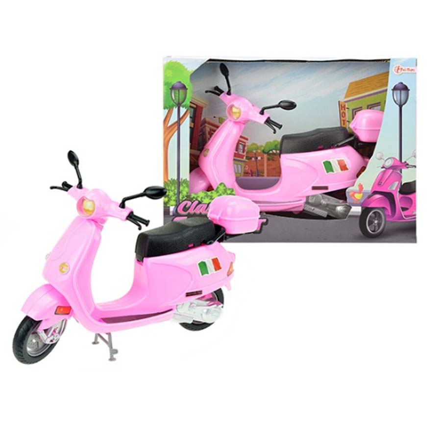 Scooter para boneca