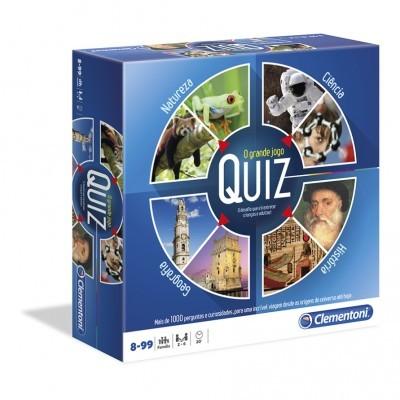 Grande Jogo Quiz
