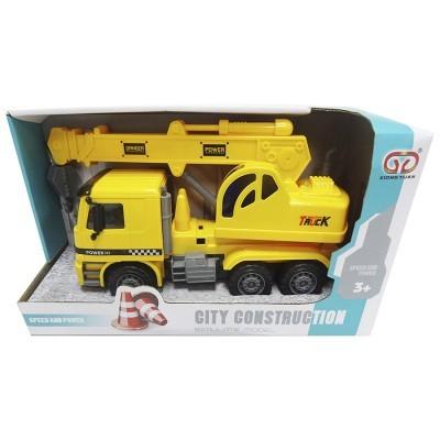 Camião Com Gancho 1:16 City Construction