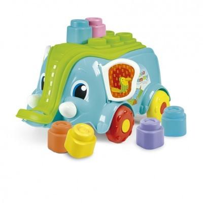 Soft Clemmy Elefante Bebé