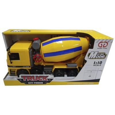 Camião Betoneira 1:10 City Truck