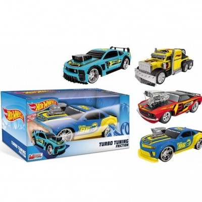 Hot Wheels Carro Tunning fricção 1:28 Sort.