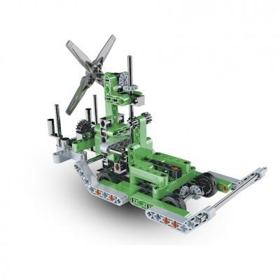 Laboratório de Mecânica Heli e Hovercraft