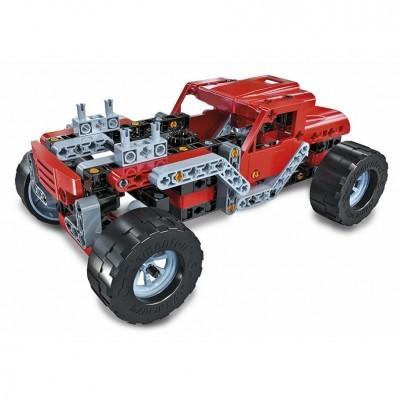 Laboratório de Mecânica Monster Truck