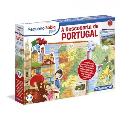 Puzzle Descobrir Portugal
