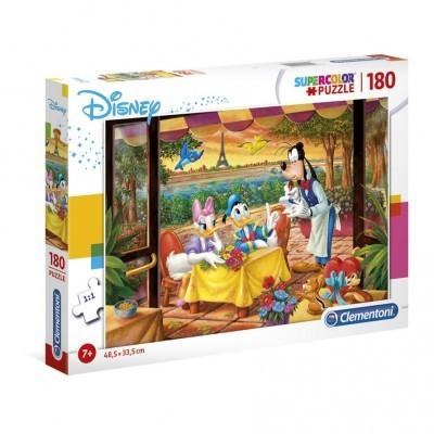 Puzzle Super 180 pçs Disney Classic