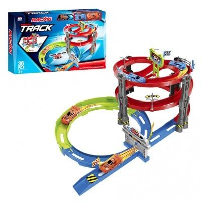 Pista Racing Track Espiral