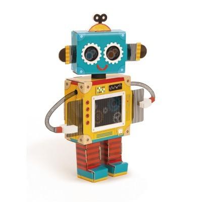 Cria o teu Robô