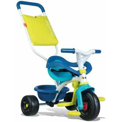 Triciclo BE FUN Confort Azul 3 em 1