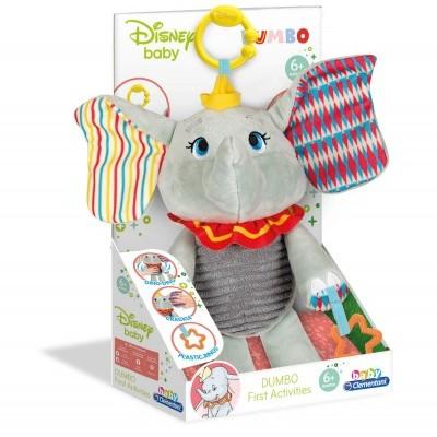 Peluche Atividades Dumbo