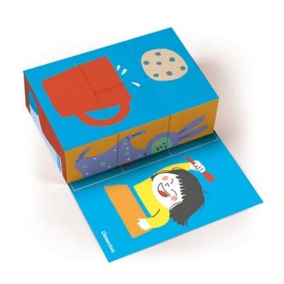 Little Cubes Os Objetos