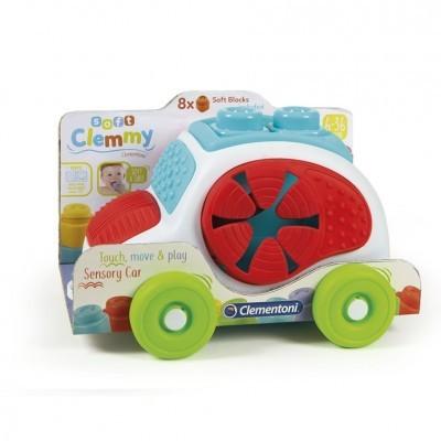 Soft Clemmy Carro Sensorial