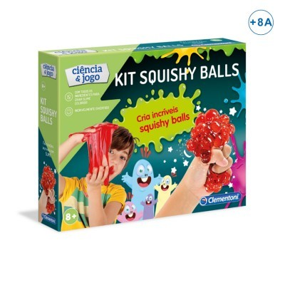 Kit Squishy Bolas