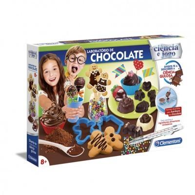 Laboratório de Chocolate