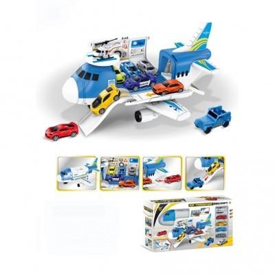 Avião de Carga cm Veículos
