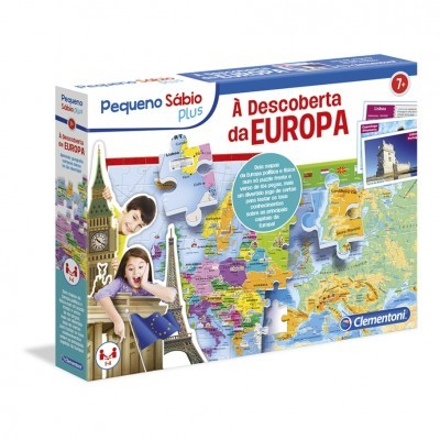 Puzzle Descobrir a europa