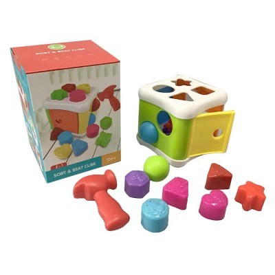 Cubo Didático Multifunções