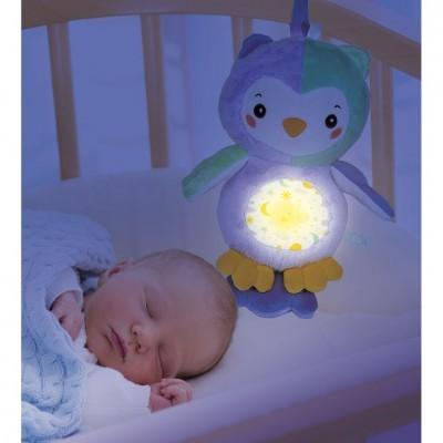 Baby Coruja Musical Luminosa