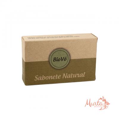 Sabonete Natural e Artesanal Sem Aroma