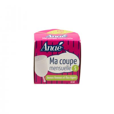 Copo Menstrual S