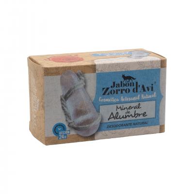 Mineral de Alúmen Desodorizante Natural