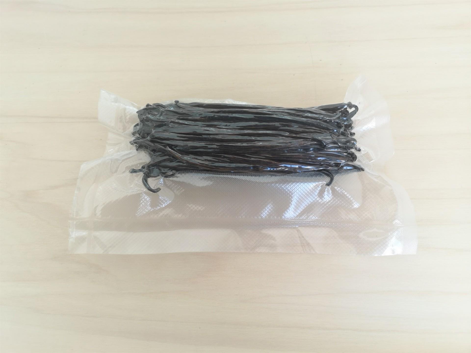 Baunilha em Vagem - Calibre AA - 100 gr.