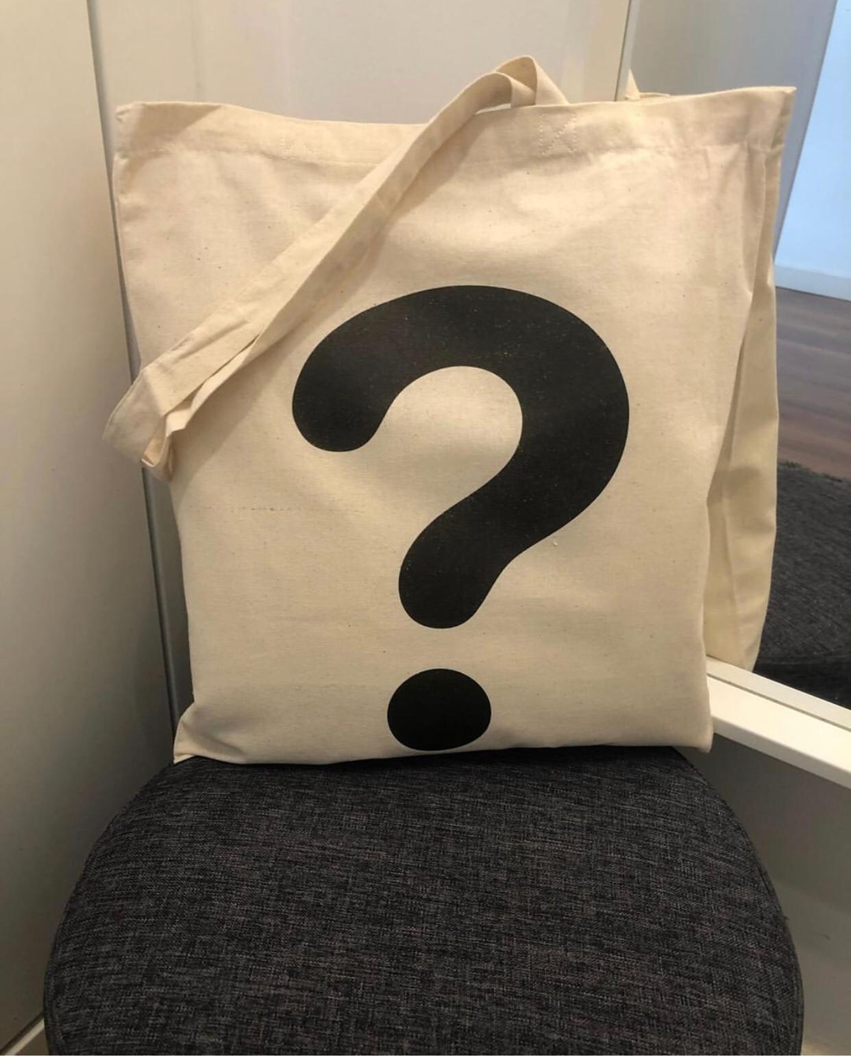"""Tote Bag """"?"""""""