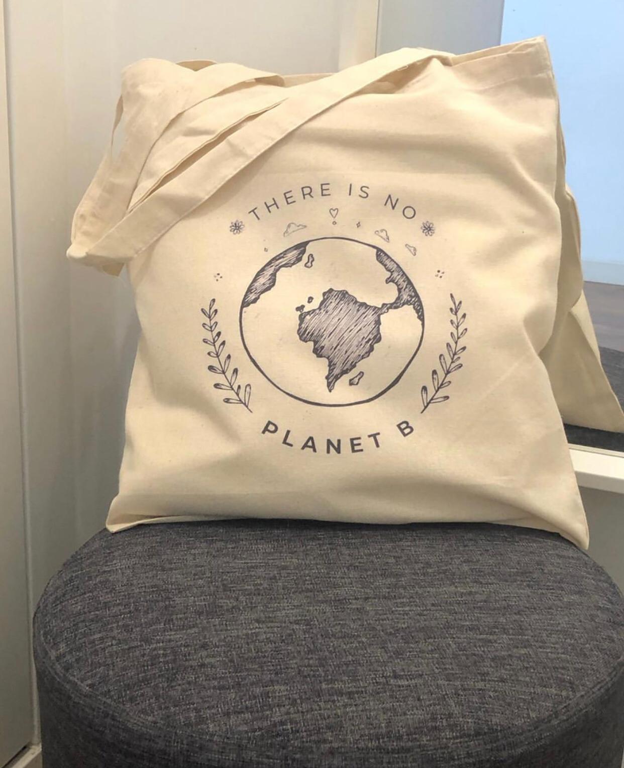 "Tote Bag ""Planet"""