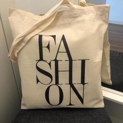 """Tote Bag """"FASHION"""""""