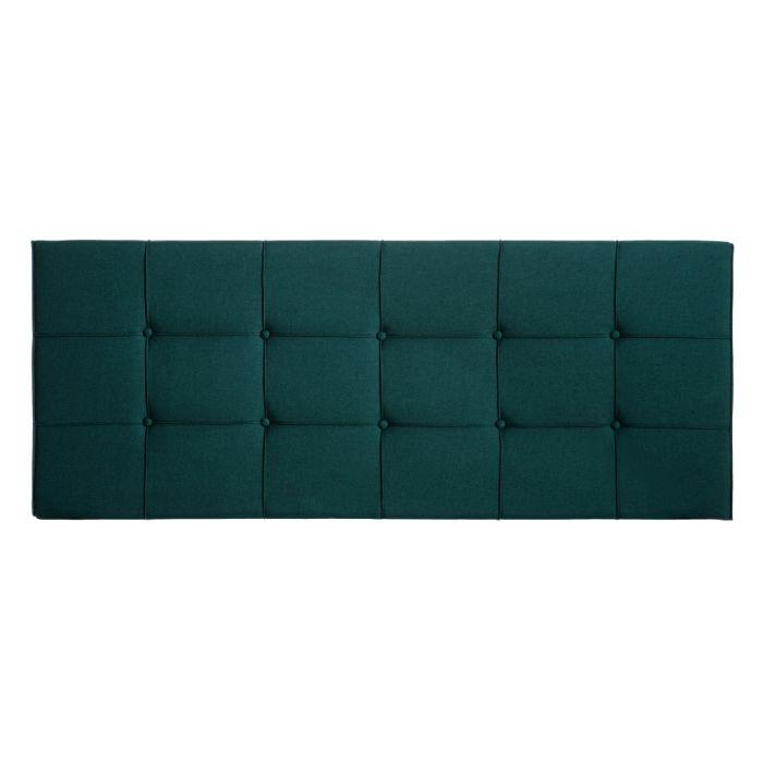 Cabeceira Estofada Capitonê Azul / Verde /Cinza / Beje 160 larg x 64 alt