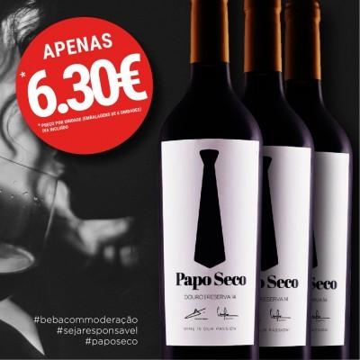 Papo Seco Reserva Tinto 2014
