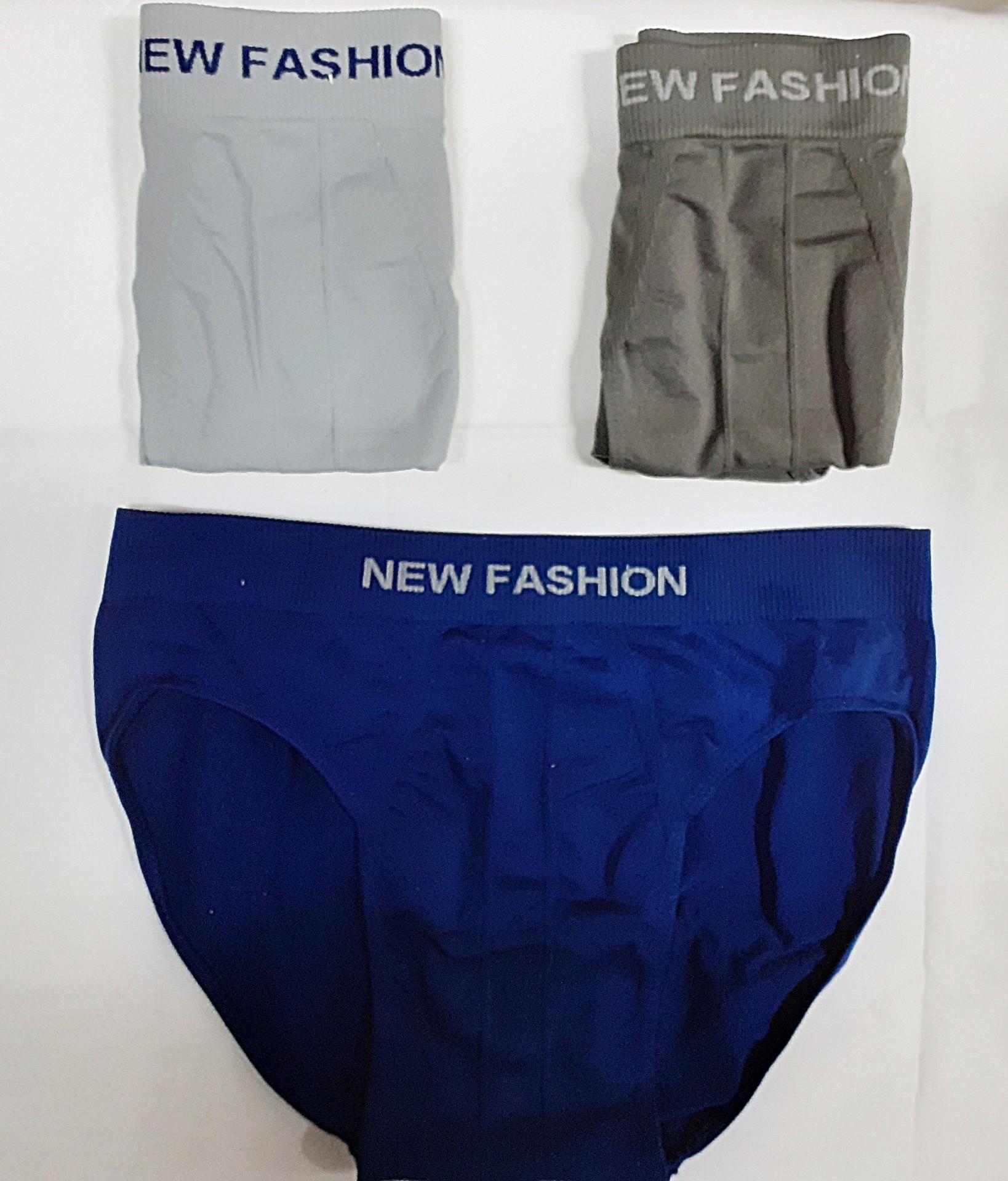 Bikini Homem S/Abertura New Fashion