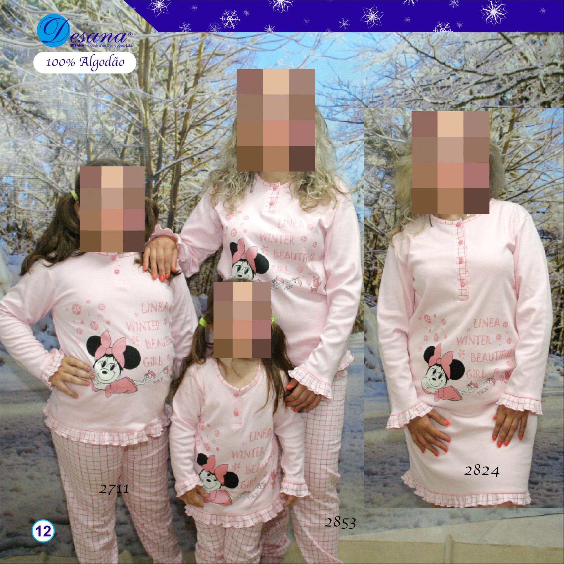 Pijama Criança