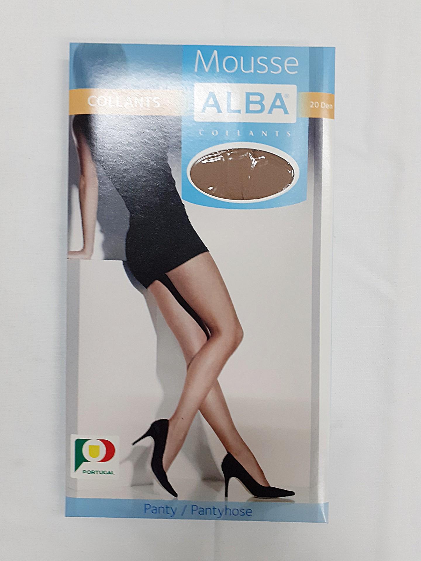 Collant Mousse Alba