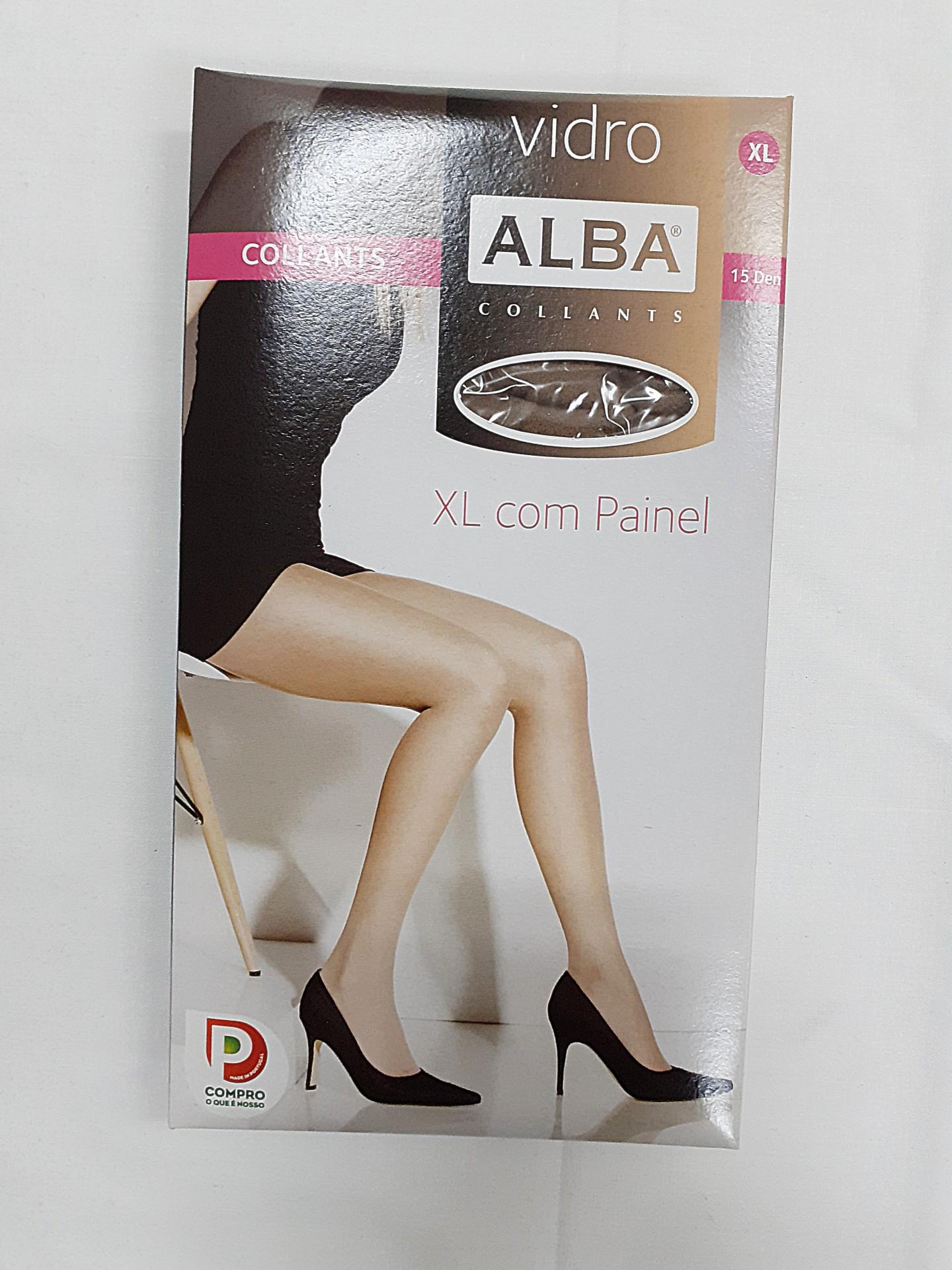 Collant Vidro XL Alba